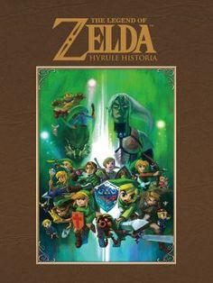 The Legend of Zelda: Hyrule Historia Headed West (FINALLY!)