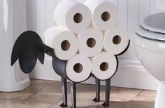 New bathroom closet design toilet paper Ideas Bathroom Closet, Bathroom Toilets, Bathroom Storage, Modern Bathroom, Bathroom Accessories, House Design, Shelves, Decoration, Sick