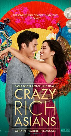 Crazy Rich Asians is a movie starring Constance Wu, Henry Golding, and Michelle Yeoh. This contemporary romantic comedy, based on a global. Constance Wu, Michelle Yeoh, Free Movie Downloads, Full Movies Download, Hd Movies Online, 2018 Movies, Movies To Watch Free, Good Movies, Movies Free