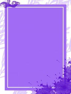 Latar Belakang Elegan Ungu Purple Aesthetic Background, Geometric Background, Textured Background, Boarder Designs, Frame Border Design, Background Images Wallpapers, Purple Backgrounds, Aesthetic Pastel Wallpaper, Aesthetic Backgrounds