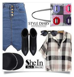 """""""Shein Contest"""" by captainsilly ❤ liked on Polyvore"""