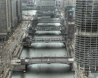 Chicago bridges - did you know that each one is different?