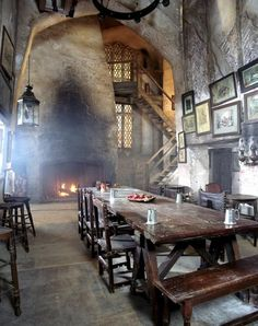 The leaky cauldron.