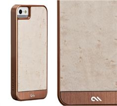 Birdseye Maple Case-Mate iPhone 5 Woods Cases