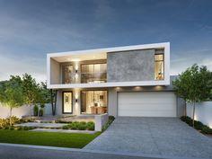 Top 10 Modern house designs – Modern Home Modern Exterior House Designs, Modern Architecture House, Modern House Design, Exterior Design, Architecture Design, Contemporary House Plans, Modern House Plans, Industrial House, Industrial Apartment