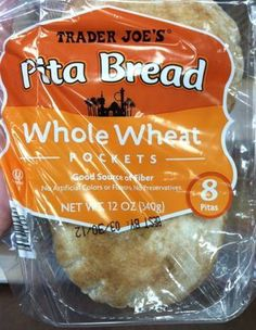 What non-processed food to buy at Trader Joe's for kids lunches.