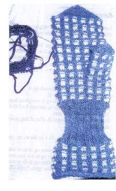 Ilseng.net - Oppskrift på Romedalsvotten Crochet Top, Crochet Hats, Diy, Women, Fashion, Knitting Hats, Moda, Bricolage, Fashion Styles
