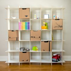 In this moments, I would like to be a kid repeatedly… Astounding kids room and kids furniture. Take a look at the board and let you inspiring! See more clicking on the image. Kids Storage Bins, Cube Storage, Storage Containers, Storage Baskets, Cube Shelves, Bookcase Storage, Shelving, Cardboard Storage, Decorative Storage Boxes