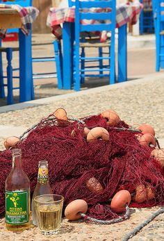 Fishing Nets-Greek Islands