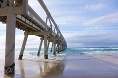 Take a walk to the Sand Pumping Jetty and see magnificent views of Main Beach and South Stradbroke Island. http://walkingthegoldcoast.com/