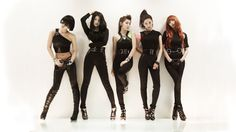 My Top 10 Favourite 4Minute songs!