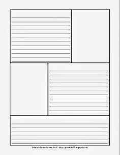 lined boxes to plan your day and week Bullet Journal Printables, Printable Planner Pages, Business Notes, Notes Template, Binder Organization, Journal Pages, Journals, Writing Paper, Graphic Organizers