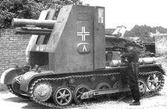 Sturmpanzer I Bison