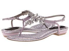 Nina Keegan Lavender sandals