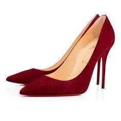 Women Shoes - Decollete 554 Veau Velours - Christian Louboutin