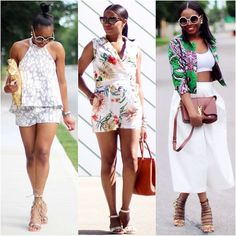 Fab summer style by Awed by Monica