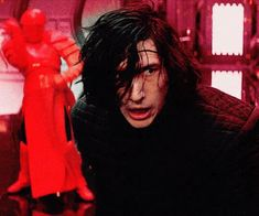 i feel it too - Ideas of Star Wars Kylo Ren - little-starfighter: she sensed Kylos excitement and his hungeras if he were a beast finally freed to confront its tormenters Reylo, Kylo Rey, Kylo Ren And Rey, Kylo Ren Gif, Kylo Ren Adam Driver, Star Wars Episoden, Star Wars Kylo Ren, Star Citizen, Ritter Von Ren