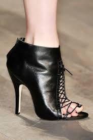 Marios Schwab pink shoes - Google Search