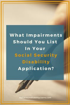 In part one we talked about how to know if you qualify for disability and the right time to file for disability. In part two, we will discuss medical stuff Disability Help, Disability Insurance, Car Insurance, Insurance Business, Disability Application, Social Security Benefits, Thyroid Problems, Multiple Sclerosis, Medical Conditions