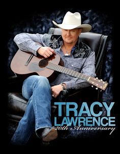 Tracy Lawrence! Great Live!