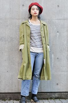 KOBAさん | LONDON FOG DENIM & SUPPLY RALPH LAUREN Levi's GUCCI TORPATOFFELN OPENING CEREMONY | 2015年10月第3週 | 表参道 | 東京ストリートスタイル | 東京のストリートファッション最新情報 | スタイルアリーナ