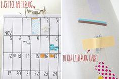 Wandkalender-Ideehttp://www.whatinaloves.com/2012/11/dawandaverliebt-mein-neuer-kalender.html