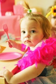 Party food - Your babys first birthday party - via Netmums