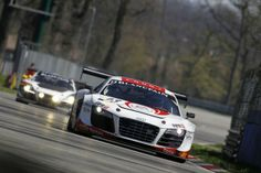 Audi Motorsport Blog: BES: The Belgian Audi Club Team WRT to France to consolidate positions in the Blancpain Series