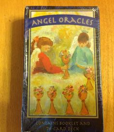 Angel Oracle Cards 78 Oracle Card Deck ~ New Jeanne Leto