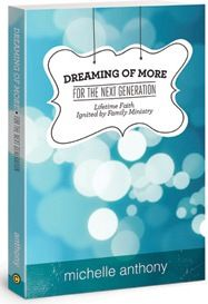 New! from Michelle Anthony  Dreaming of More  Awesome book!