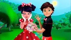 Mickey Mouse & Minnie Mouse Transform   Funny Story! Miraculous Ladybug