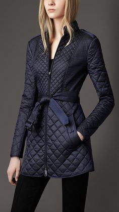 Multi Quilt Coat | Burberry 38340711
