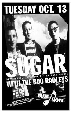 Sugar and the Boos