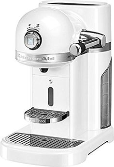 Kitchenaid 5KES0503EFP - Nespresso machine, pearl color