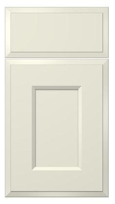 White Kitchen Cabinet Door Styles florence door style :: painted :: antique white #kitchen #cabinets