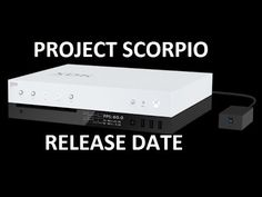 Why Project Scorpio Should Release In September 2017 - Project Scorpio R...