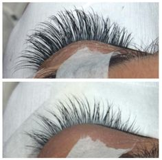 Isolation, the proper amount of adhesive, proper distance away from the skin and the correct type of extension all play a part in how comfortable your eyelash extensions will be. #hawaiilashes #classiclashes