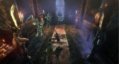 Секретные коды к экшен игре Castlevania: Lords of Shadow