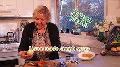 How to make your own cough syrup (organic and natural)