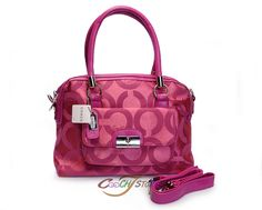 Coach bags are hot!