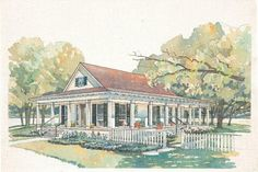 18 Small House Plans: Bluffton, Plan #594