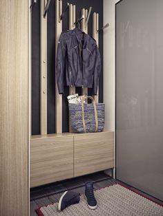 Glamorous apartment designs by Anton Biytsev in Kiev, Ukraine | Home Design Ideas