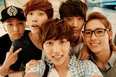 B1A4 is one of my favorite bands. Beautiful Target is one of the best songs I have ever heard.