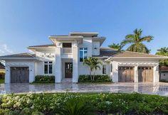 Grand Florida House Plan - 86041BW thumb - 01