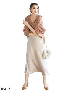 Fashion 101, Womens Fashion, Office Fashion, Looking For Women, Fasion, Capsule Wardrobe, Jewerly, Style Me, Midi Skirt