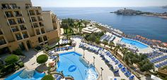 Internship 2013: Marina Hotel in St Julians, Malta