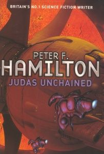 Judas Unchained continued Hamilton's Commonwealth-saga. Not as many layered as it's predecessor, but worth reader's time nevertheless.