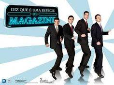 Diz que é uma espécie de Magazine- O melhor do Humor Português