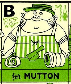Paul Bommer B For Mutton