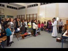 Missa de Natal na EBI e mensagem natalícia à população da Quinta do Conde
